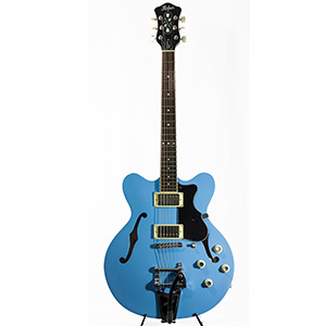 Hofner Verythin Limited Edition Contemporary Series Powder Blue