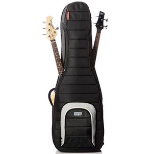 Mono M80-2B Dual Electric Bass Bag - Jet Black