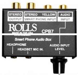 Rolls CPB7