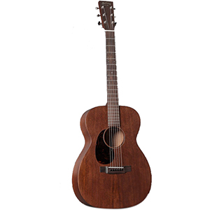 Martin 00-15ML Left-Handed Acoustic Guitar