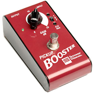 Pickup Booster Pedal