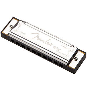 Fender Blues Deluxe Harmonica Key of G