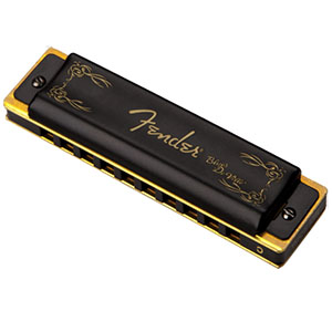 Fender Blues DeVille Harmonica Key of A