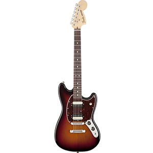 American Special Mustang - 3-Color Sunburst