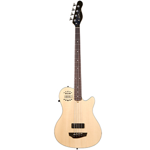 Godin Ultra Fretted Bass with Synth Access