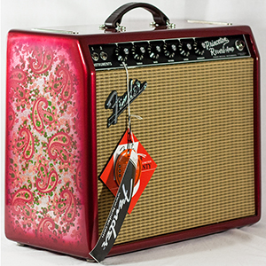 Fender 65 Princeton Reverb - Vintage Pink Paisley