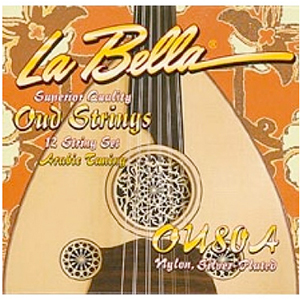 LaBella OU80A Oud String Set, Turkish