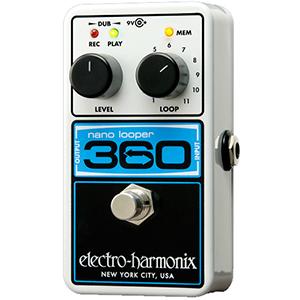 Electro Harmonix NANO LOOPER 360