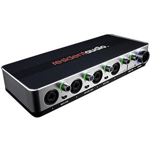 Resident Audio Thunderbolt T-Series T4