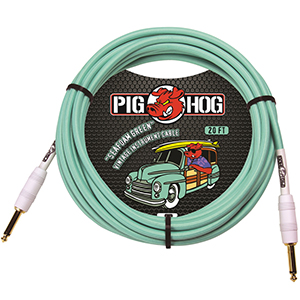 Pig hog PCH20SG Seafoam Green