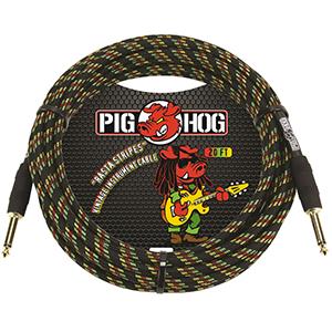 Pig hog PCH20SG Rasta Stripe