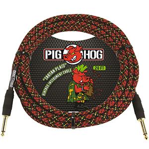 Pig hog PCH20PL Tartan Plaid