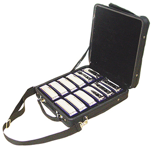Blues King Harmonica Set