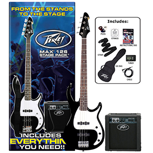 Peavey MAX Bass Pack - Black