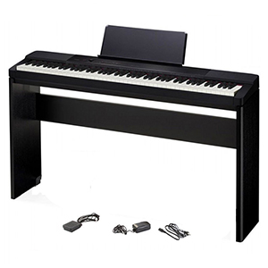 Casio PX150 Black w / Stand Bundle *Show Room Demo