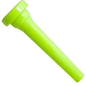 Kelly Mouthpieces 5C Trumpet Mouthpiece - Radical Green