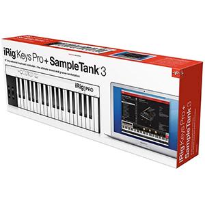 Ik Multimedia iRig KEYS Pro & SampleTank 3 Bundle Pack