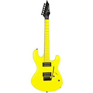 Dean Custom Zone Guitar - Yellow