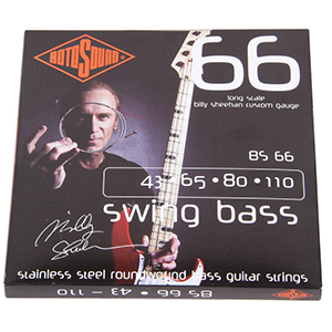Rotosound BS66 Swing Bass 66 - Billy Sheehan
