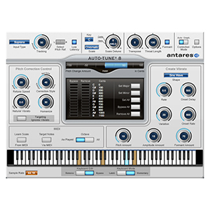 Antares Auto-Tune 8 Native