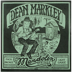 Dean Markley 2402 Mandolin Light