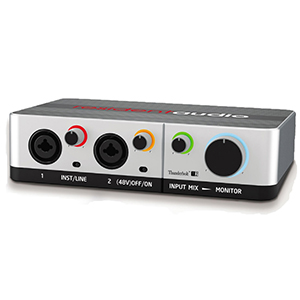 Resident Audio Thunderbolt T-Series T2