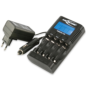 Ansmann Battery Charger Powerline 4 Pro