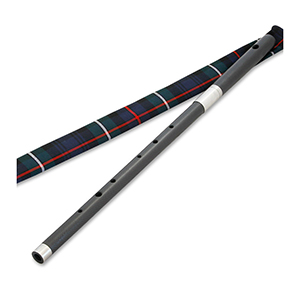 Carbony Celtic Winds Irish Flute in C