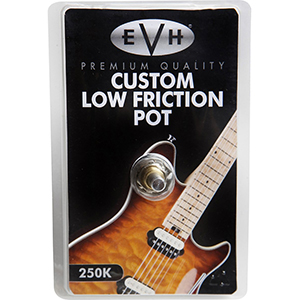 EVH Custom Potentiometer Low Friction 250 Pot