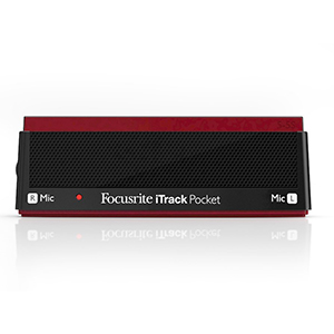 Focusrite iTrack Pocket