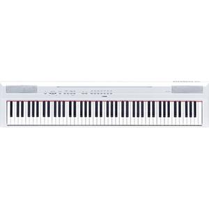 Yamaha P115 White Digital Piano