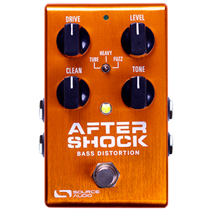 Aftershock Bass Distortion