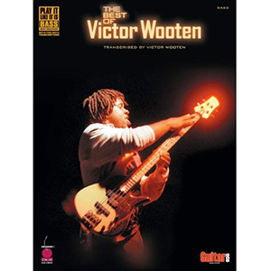 Hudson Music The Best of Victor Wooten: transcribed by Victor Wooten