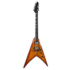 Dean Dave Mustaine V StradiVMNT Violin Sunburst