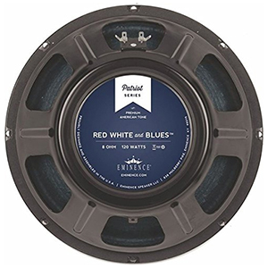 Eminence Patriot Red White and Blues - 12 Inch