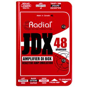 Radial JDX-48 Reactor