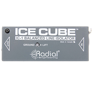 Radial IceCube