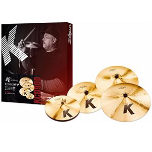Zildjian KCD900 K Custom Dark Box Set
