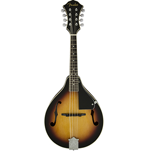 Fender Concert Tone Mandolin Pack Sunburst