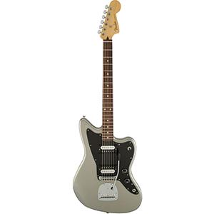 Fender Standard Jazzmaster HH Ghost Silver
