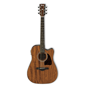 Ibanez AW54CE Open Pore Natural