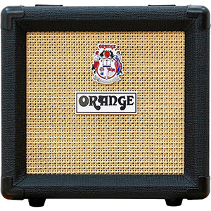 Orange PPC108 Micro Terror Cab Black