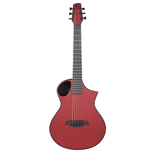 Composite Acoustics The Cargo - ELE Solid Red