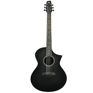 Composite Acoustics The GX - Carbon Burst