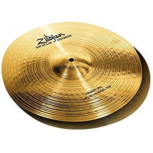 Zildjian 14-Inch Project 391 Hi-Hat Pair