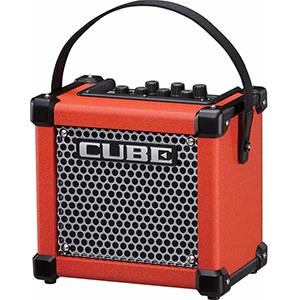 Roland MICRO CUBE GX Red