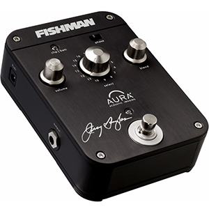 Fishman Jerry Douglas Signature Aura Imaging Effects Pedal