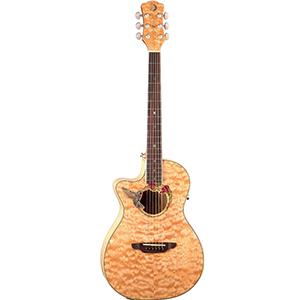 Luna Guitars Fauna Series Hummingbird Lefty