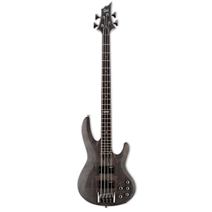 ESP B-204SM See Thru Black Satin