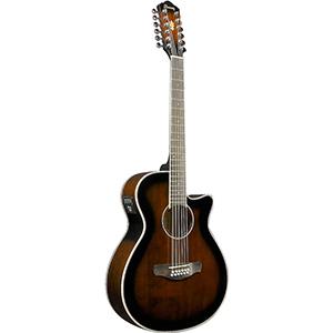 Ibanez AEG1812II Dark Violin Sunburst